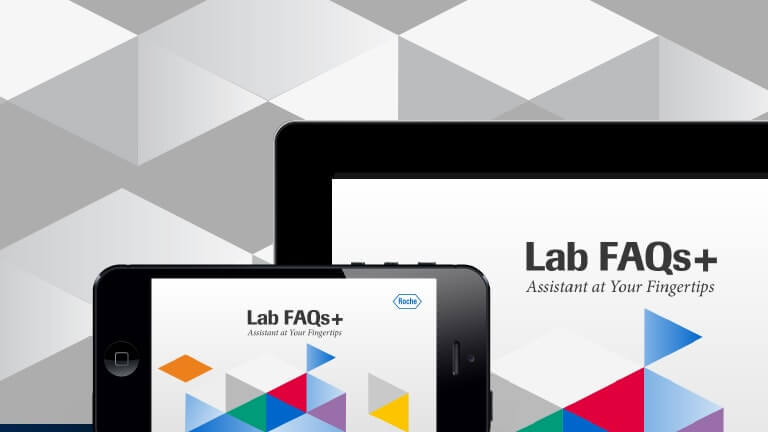 Lab FAQs+ Phone and Tablet