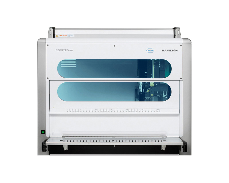FLOW PCR Setup Instrument