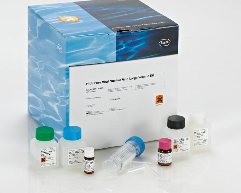 High Pure Viral Nucleic Acid Large Volume Kit