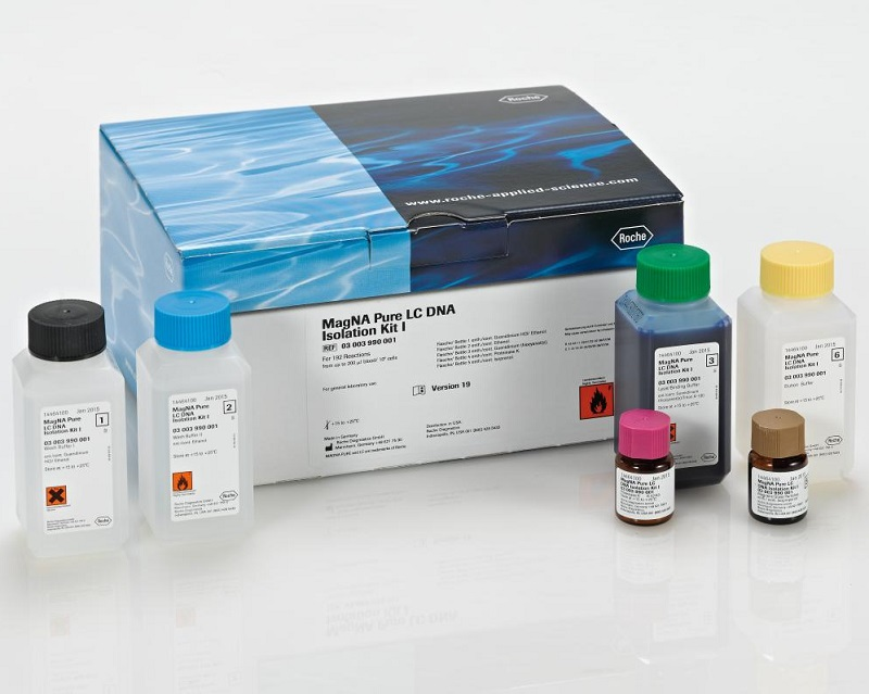 MagNA Pure LC DNA Isolation Kit I