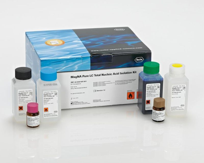 MagNA Pure LC Total Nucleic Acid Isolation Kit