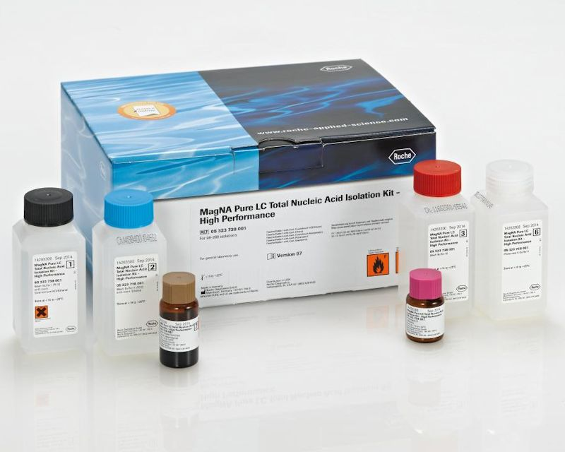 MagNA Pure LC Total Nucleic Acid Kit - High Performance