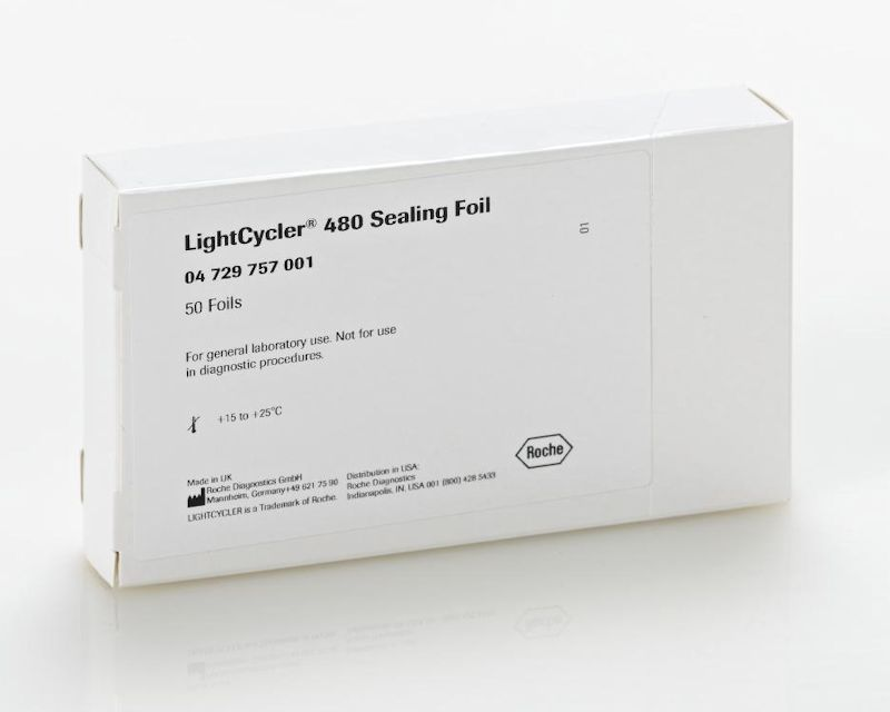 LightCycler<sup>®</sup> 480 Sealing Foil