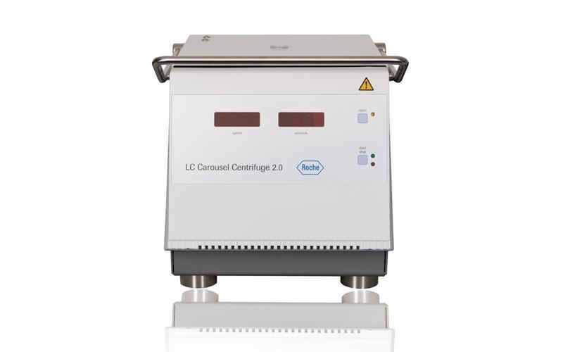 LC Carousel Centrifuge 2.0