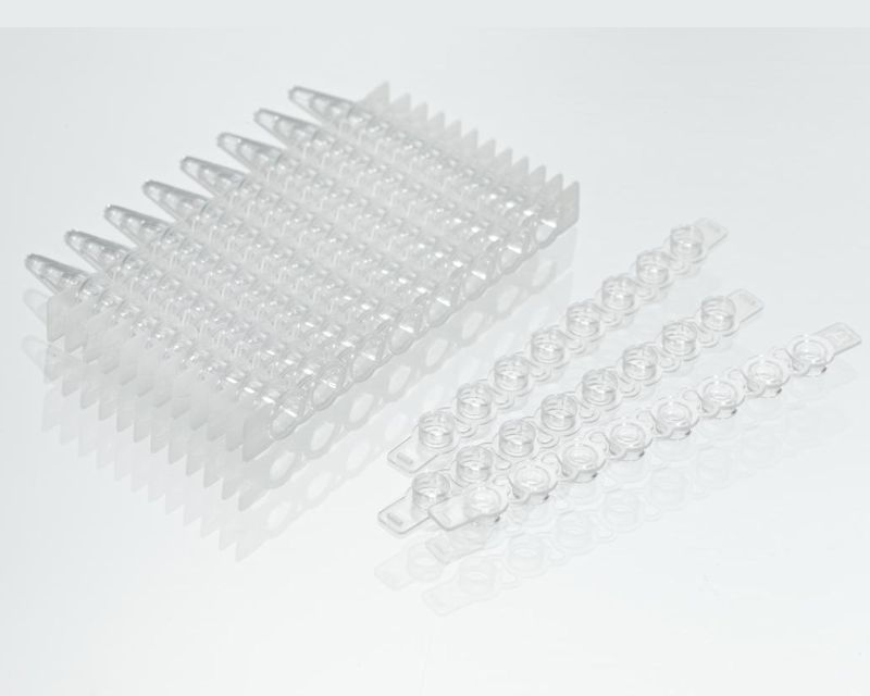 LightCycler<sup>®</sup> 8-Tube Strips (clear)